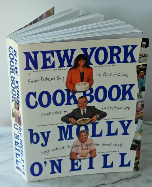 New York Cookbook_