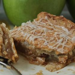 Apple Slab Pie image