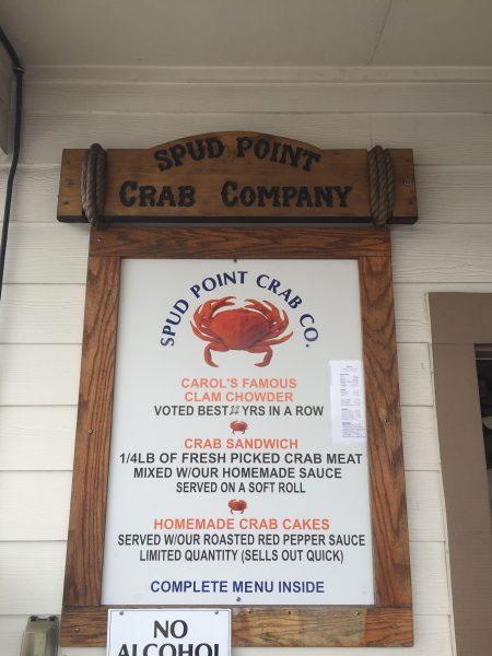 Bodega crab 8