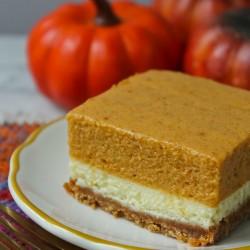 Pumpkin dessert image