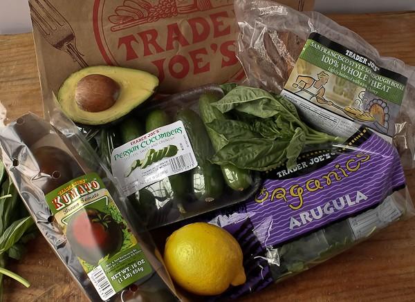 Trader Joe ingredients