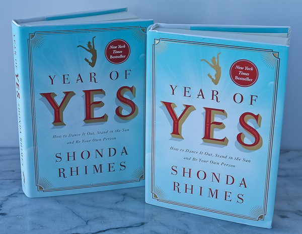 Year of Yes 2