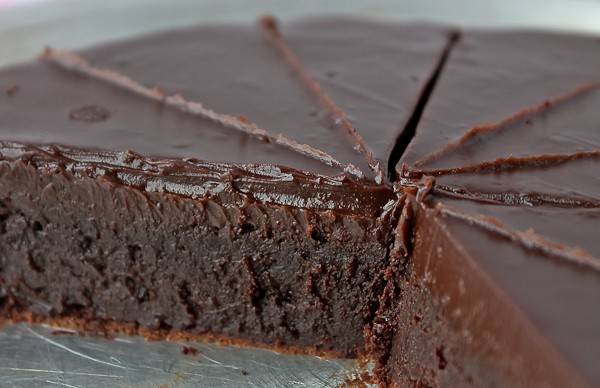 Flourless Chocolate Cake 1