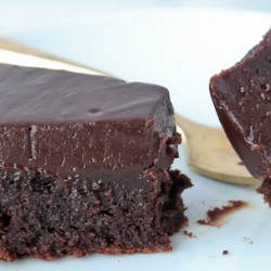 Flourless Chocolate Cake 2