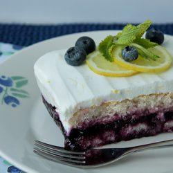 Blueberry Tiramisu 6