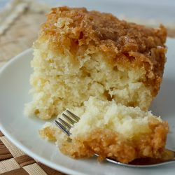 Pineapple Coffee Cake 4