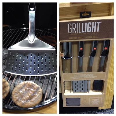 grill handle lights