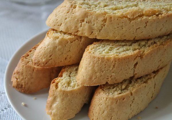 Cooking with a foreign accent 1952 the culinary cellar these biscotti were very simple with just chopped almonds and anise flavoring which is perfect for dipping into wine or espresso they are also a beautiful forumfinder Choice Image