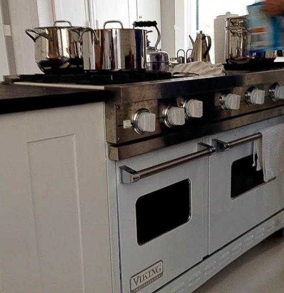 MS Viking stove