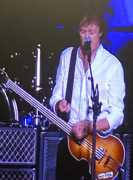 Paul on stage 5