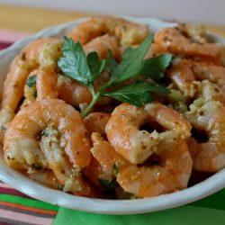 Creole Shrimp Appetizer 1