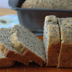 Poppy Seed Banana Bread 1