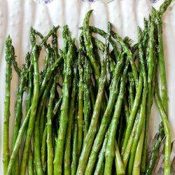 Asparagus with French Sauce 5
