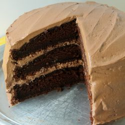 3-Layer Chocolate Cake 1