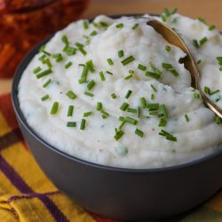Chive Mashed Potatoes 3