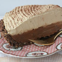Coffee Buttercrunch Pie 3
