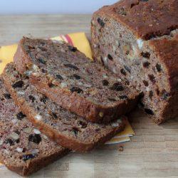 Persimmon Bread 3
