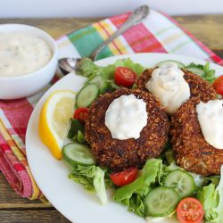 Maryland Crab Cakes 1