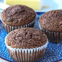 Molasses Bran Muffins 4