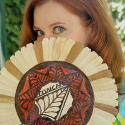 Tonga-Kristina-with-fan-up-close