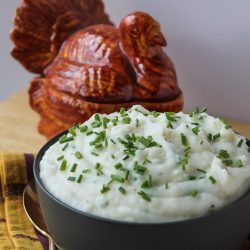 Chive Mashed Potatoes 1