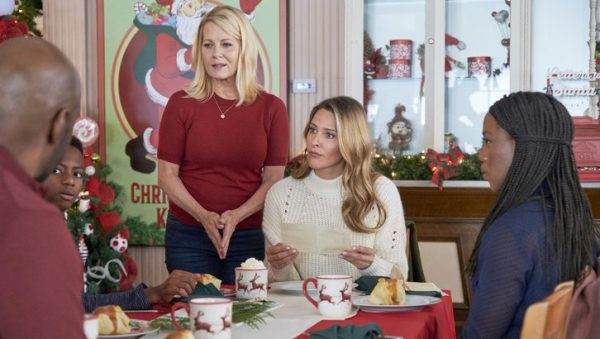 Christmas In Evergreen.Hallmark Movie Recipes Christmas In Evergreen Letters To