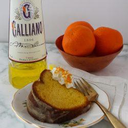 Harvey Wallbanger Cake 2