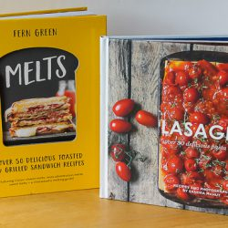 Cookbooks from Lurvey's
