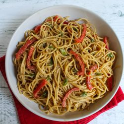 Sesame Noodles 3