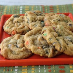 Trail Mix Cookies 1