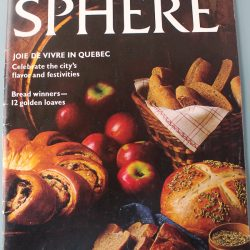 Sphere Apple Butter Honey Bread 10