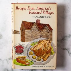 Recipe from America's Restored Villages