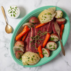 St. Paddy's corned beef 2021