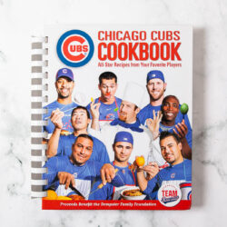 Cubs Cookbook